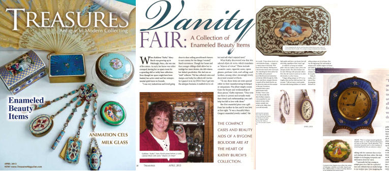 Treasures Magazine Article