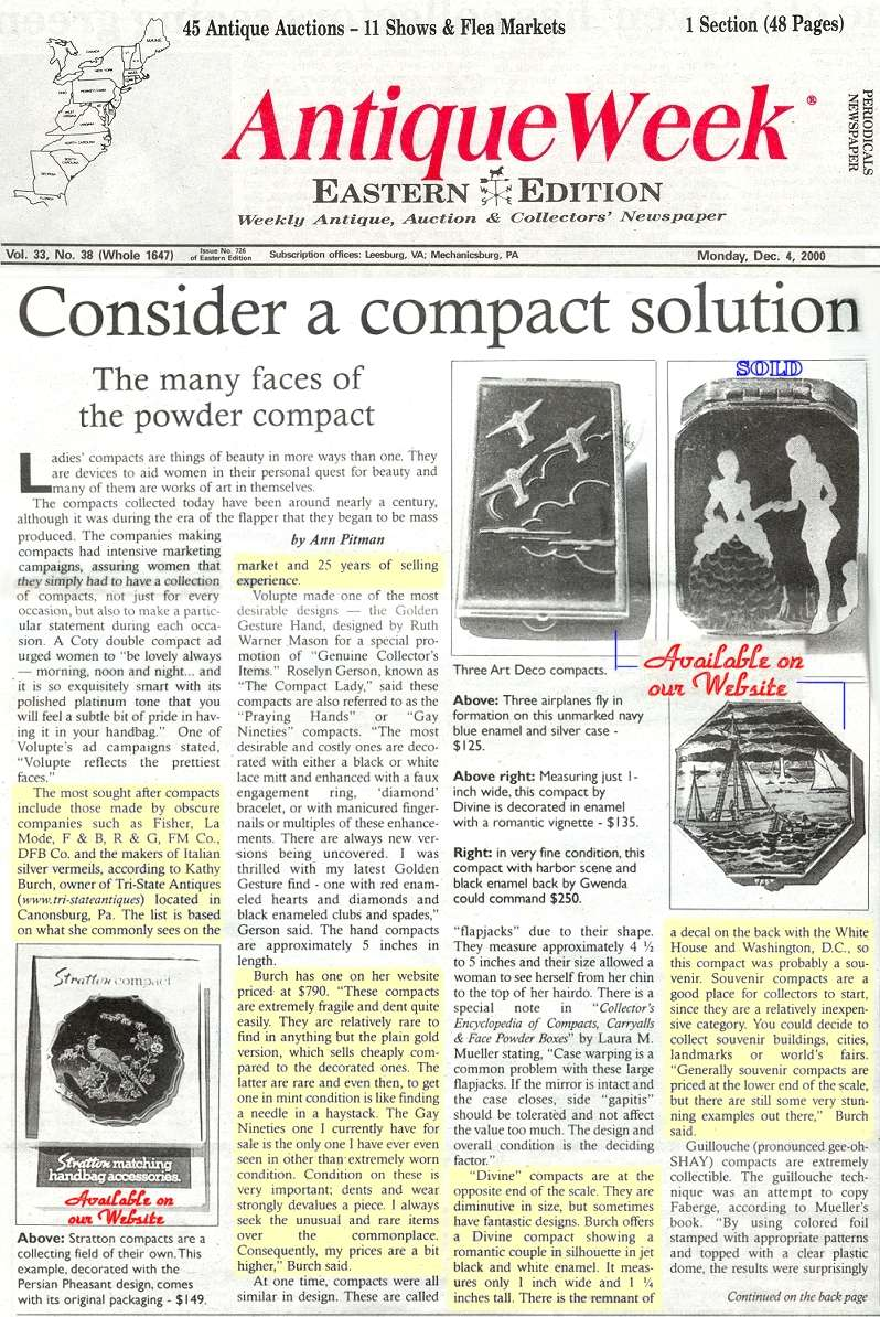 Compacts Article