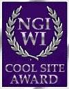 Cool Site Award