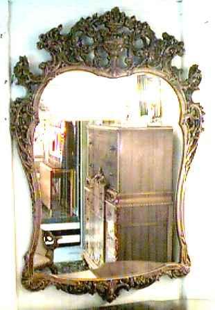 French Bedroom Vanity Mirror