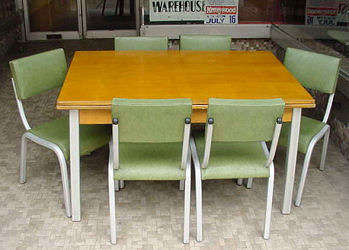 Kensington Dinette Set by Lurelle Guild