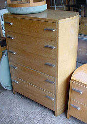 Widdicomb Bedroom Set