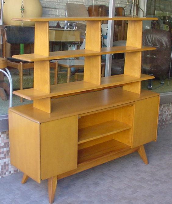 Heywood-Wakefield Livingroom Furniture