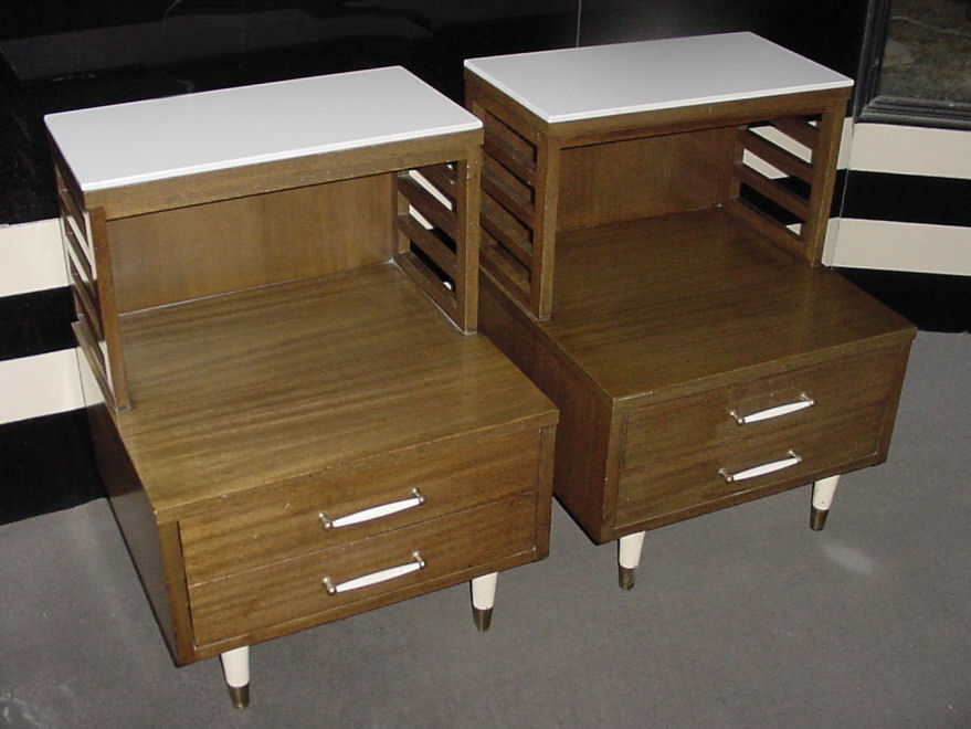 Tri state antiques mid century modern bedroom furniture for R way bedroom furniture