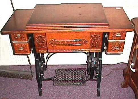 standard treadle sewing machine