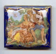 Boucher Painting Compact