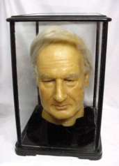 Wax Head of President Fillmore