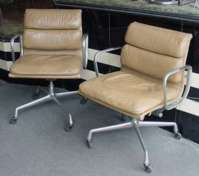 Eames Softpad Chairs