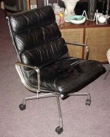 Eames Highback Softpad Chair