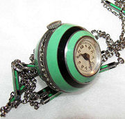 Art Deco Sterling Silver Watch