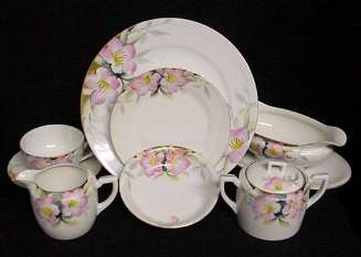 Noritake Azalea China - Click for Listings