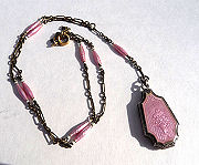 Thomae Sterling Locket