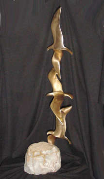 Jere' Sculpture