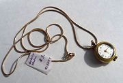 Gubelin Pendant Watch