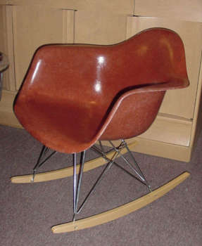 Eames Shell Rocker