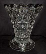 Fostoria American Swung Vase - Click for Enlarged Image