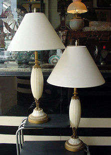 Marble Decorator Lamps - Click for Details