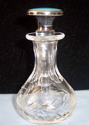 Cut Glass Perfume