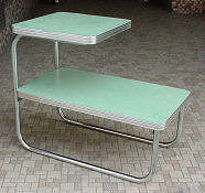 Royal Chrome Step Table