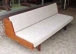 Hans Wegner Day Bed - Click for Larger Image