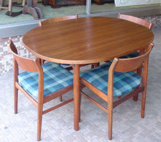 Danish Dinette Set - Click for Details