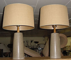 Pair of Martz Lamps