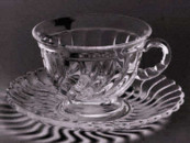 Colony Cup and Saucer Set