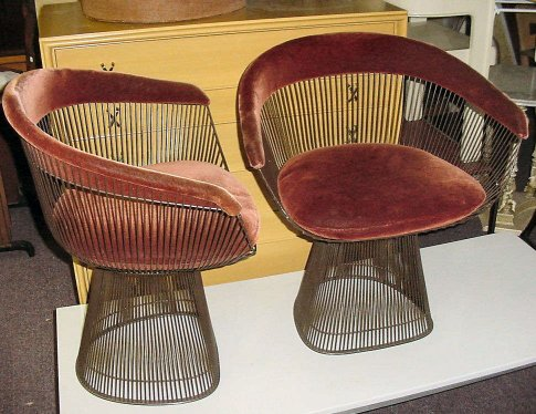 Warren Platner Chairs