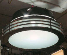 Industrial Deco Light Fixtures