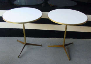 Paul McCobb Cigarette Tables