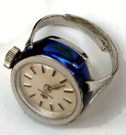 Bucherer Ring Watch