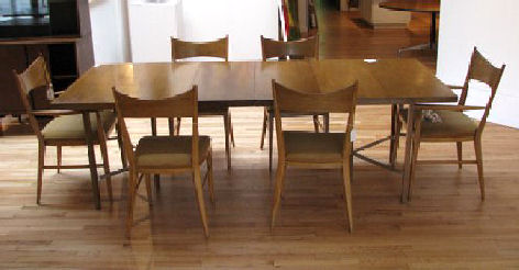Paul McCobb Table & Chairs