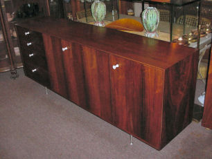 Nelson Rosewood Credenza