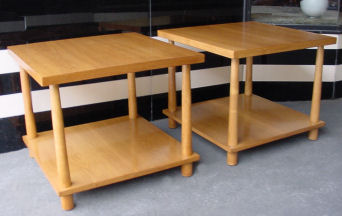Widdicomb Tables by Robsjohn Gibbings