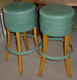 Set of 8 Bar Stools