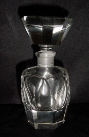 Faceted Crystal Perfume