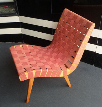 Jens Risom Web Chair