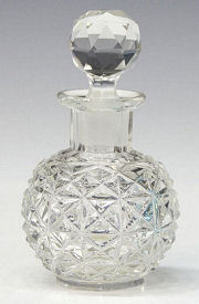 Cut Crystal Perfume