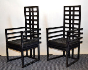 Josef Hoffman Chairs