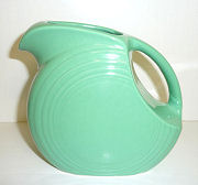 Small Disk Pitcher
