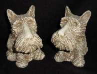 Scotties Bookends