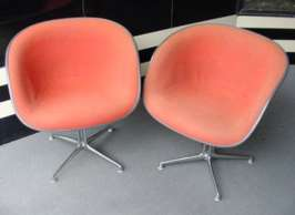 Eames LaFonda Chairs