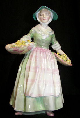 Royal Doulton Daffy Down Dilly