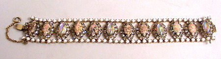 Hobe' Jeweled Bracelet