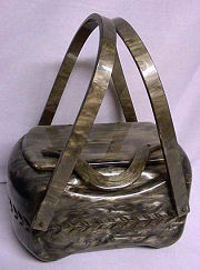 Llewellyn Lucite Purse
