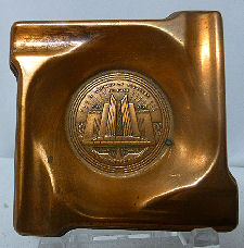 1933 Chicago Ashtray