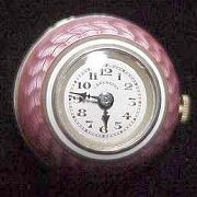 Bucherer Pendant Ball Watch