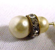 Pearl Jeweled Hatpin