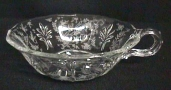 Chintz Sauce Bowl with Handle