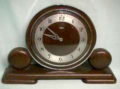 Metamec Clock from Dereham in England